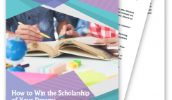 Free eBook: How to Win the Scholarship of Your Dreams