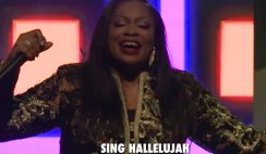 Sinach - Sing Hallelujah Live Video