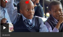 10-year old South African Maths Genius, Sibahle Zwane