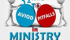 51 Methods to Avoid PITFALLS in Ministry as Gospel Minister