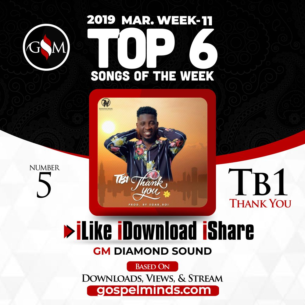 Music: TB1 - Thank You (New Song) Mp3 Download