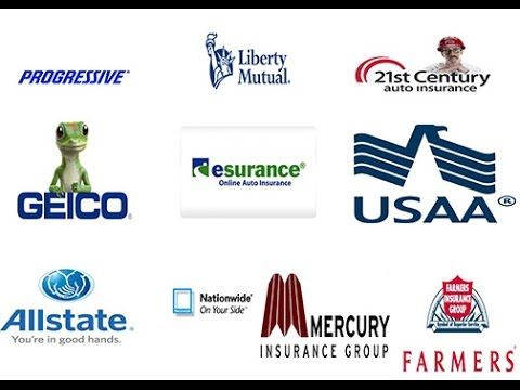 Market In The U.S - Top Ten Largest Auto Insurance ...
